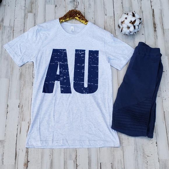Auburn tees